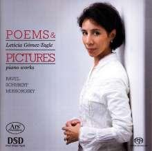 Leticia Gomez-Tagle - Poems & Pictures, SACD