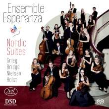 Ensemble Esperanza - Nordic Suites, Super Audio CD