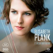 Elisabeth Plank - L'arpa notturna, Super Audio CD