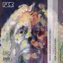 Johann Sebastian Bach (1685-1750): Sonaten & Partiten BWV 1001 & 1004 für Mandoline Vol.1, SACD