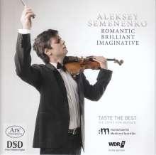 Aleksey Semenenko - Romantic Brillant Imaginative, Super Audio CD