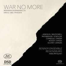 Renner Ensemble Regensburg - War No More, SACD