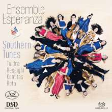 Ensemble Esperanza - Southern Tunes, Super Audio CD