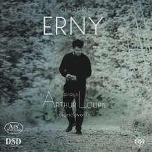 Arthur Lourie (1892-1966): Klavierwerke, Super Audio CD