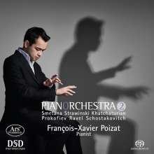 Francois-Xavier Poizat - PianOrchestra Vol.2, Super Audio CD