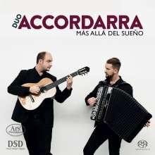 Duo Accordarra - Mas Alla Del Sueno, SACD