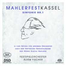 Gustav Mahler (1860-1911): Symphonie Nr.1, Super Audio CD