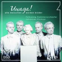 Uwaga! - Alle Menschen werden Brüder, Super Audio CD