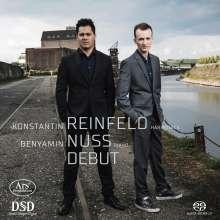 Konstantin Reinfeld & Banyamin Nuss - Werke für Harmonika & Klavier, SACD