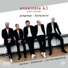 Ensemble 4.1 - Progress / Fortschritt, Super Audio CD
