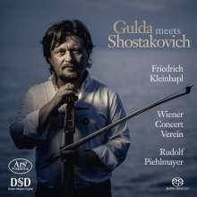 Friedrich Gulda (1930-2000): Konzert für Cello & Blasorchester, SACD