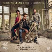 Thomas Leleu Trio - Stories..., Super Audio CD