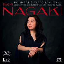 Sachi Nagaki - Hommage a Clara Schumann, Super Audio CD
