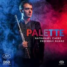 Nathanael Carre - Palette, Super Audio CD