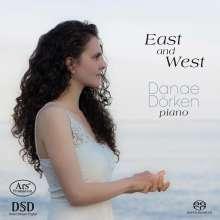 Danae Dörken - East and West, SACD