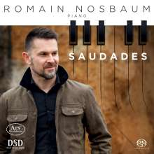 Romain Nosbaum - Saudades, SACD