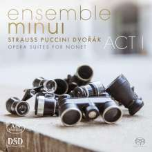 Ensemble Minui - Act I, Super Audio CD