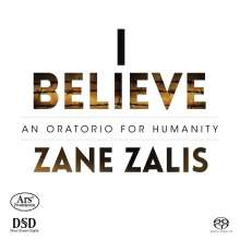 Zane Zalis: I Believe, Super Audio CD