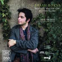 Arash Rokni - Taste the Best, SACD
