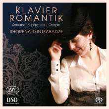 Shorena Tsintsabadze - Klavier Romantik, Super Audio CD