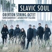Oberton String Octet - Slavic Soul, Super Audio CD