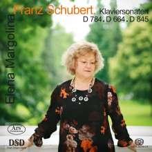 Franz Schubert (1797-1828): Klaviersonaten D.664,784,845, Super Audio CD