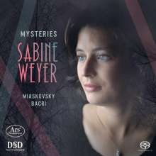 Sabine Weyer - Mysteries, Super Audio CD