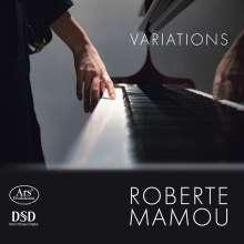 Roberte Mamou - Viennese Variations, Super Audio CD