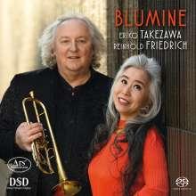 """Musik für Trompete & Klavier """"Blumine"""", Super Audio CD"""