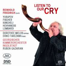 Reinhold Friedrich - Listen to our Cry, Super Audio CD