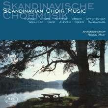 Amadeus-Chor - Skandinavische Chormusik, CD