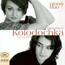 Klavierduo Ekaterina & Alexander Kolodochka, CD