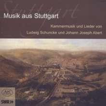 Johann Joseph Abert (1832-1915): Streichquartett op.25, CD