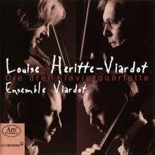 Louise Heritte-Viardot (1841-1918): Klavierquartette A-Dur op.1,D-Dur op.11,d-moll o.op., CD