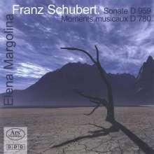 Franz Schubert (1797-1828): Klaviersonate D.959, CD
