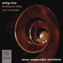 Ferdinand Hiller (1811-1885): Streichtrio op.207 Nr.2, CD