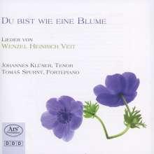 Wenzel Heinrich Veit (1806-1864): Lieder, CD