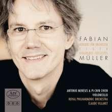 Fabian Müller (geb. 1964): Konzert für Orchester, CD