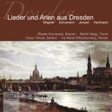 Lieder und Arien aus Dresden, CD