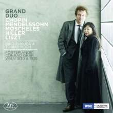 Grand Duo - Werke für Klavierduo, CD