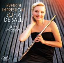 Sofia de Salis - French Impressions, CD