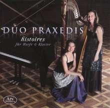 Duo Praxedis - Histoires, 2 CDs