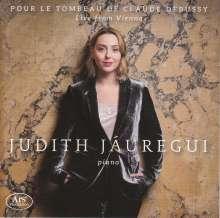 Judith Jauregui - Pour Le Tombeau De Claude Debussy, CD