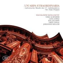 Un'Arpa Straordinaria, CD