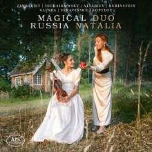 Duo Natalia - Magical Russia, CD