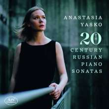 20th Century Russian Piano Sonatas, CD