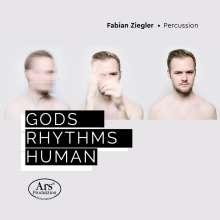 Fabian Ziegler - Gods Rhythms Human, CD