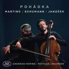 Mathias Johansen & Andreas Hering - Pohadka, CD