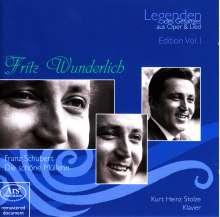 Legenden des Gesanges Vol.1 - Fritz Wunderlich, CD