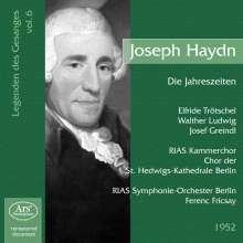 Legenden des Gesanges Vol.6 - Joseph Haydn: Die Jahreszeiten, 2 CDs